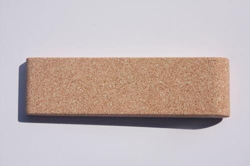 Gratonit Randstein-Set Schwallkante terracotta für Rechteckbecken