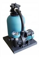 Filteranlage Alpha 450   Silen I 50-12 M