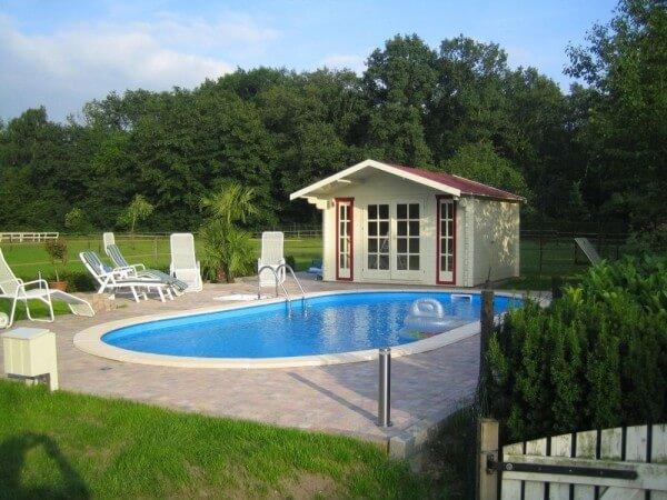 Ovalbecken Swim Future Pool