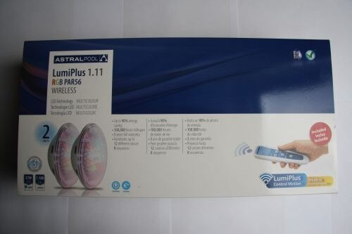 Lumiplus 1.11 Set LED Unterwasserbeleuchtung