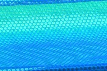 Solarfolie Schwimmbadabdeckung Achtformbecken 7,25 x 4,60 m