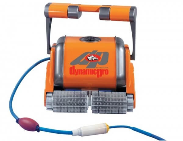 Poolroboter Dolphin Dynamic Pro X2 Carnebo-Bürsten
